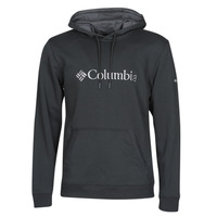 textil Hombre sudaderas Columbia CSC BASIC LOGO HOODIE Negro