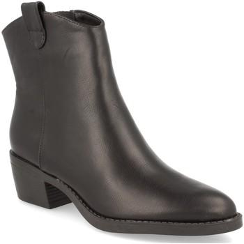 Zapatos Mujer Botines Prisska YY953 Negro
