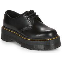 Zapatos Botas de caña baja Dr Martens 1461 QUAD Negro