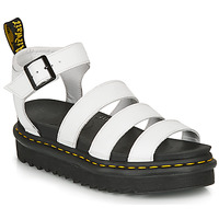 Zapatos Mujer Sandalias Dr Martens BLAIRE HYDRO Blanco