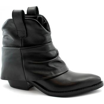 Zapatos Mujer Botines Divine Follie DIV-I19-B40-SN Nero