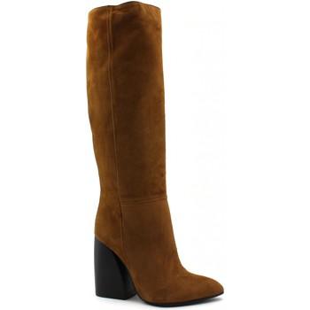 Zapatos Mujer Botas urbanas Divine Follie DIV-I19-LP61-GI Marrone