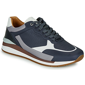 Zapatos Hombre Zapatillas bajas BOSS LEMENT RUNN LYEM Marino / Gris
