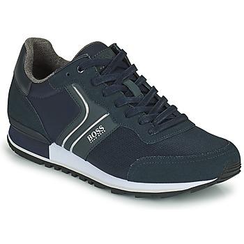 Zapatos Hombre Zapatillas bajas BOSS PARKOUR RUNN NYMX2 Marino