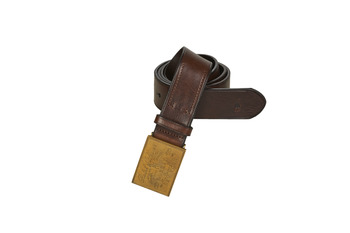 Accesorios textil Hombre Cinturones Polo Ralph Lauren PLO HRTG BLT-CASUAL-SMOOTH LEATHER Marrón