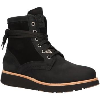 Zapatos Mujer Botas de caña baja Panama Jack CLARENCE IGLOO B1 Negro