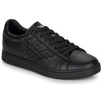 Zapatos Hombre Zapatillas bajas Emporio Armani EA7 CLASSIC NEW CC Negro