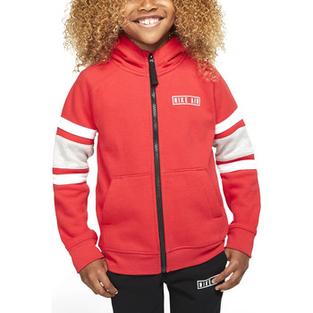 textil Niño sudaderas Nike - Felpa rosso 86F290-U10 ROSSO