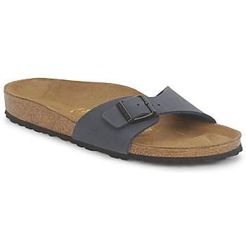Zapatos Mujer Zuecos (Mules) Birkenstock MADRID Navy