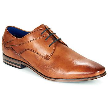 Zapatos Hombre Derbie Bugatti MORINO Marrón