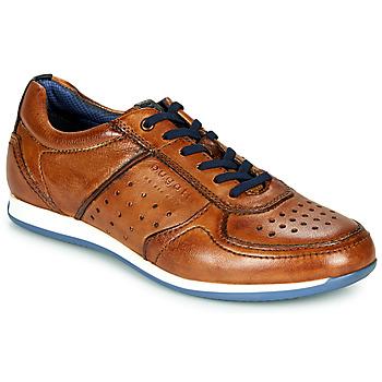 Zapatos Hombre Zapatillas bajas Bugatti TOMEO Marrón