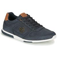 Zapatos Hombre Zapatillas bajas Bugatti REPORT Azul