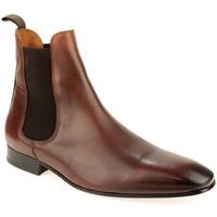 Zapatos Hombre Botas de caña baja Hugo Manuel M Boot Clasic Marrón
