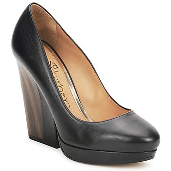 Zapatos Mujer Zapatos de tacón Eva Turner CANIO Negro
