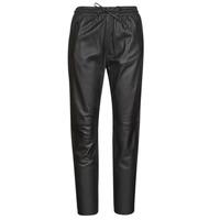 textil Mujer pantalones con 5 bolsillos Oakwood GIFT Negro