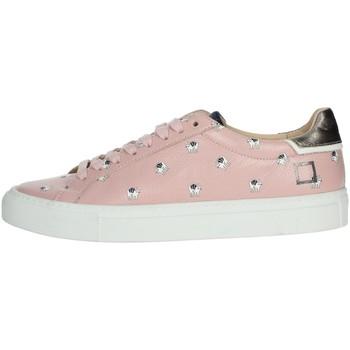 Zapatos Mujer Zapatillas bajas Date I19-28 Rosa