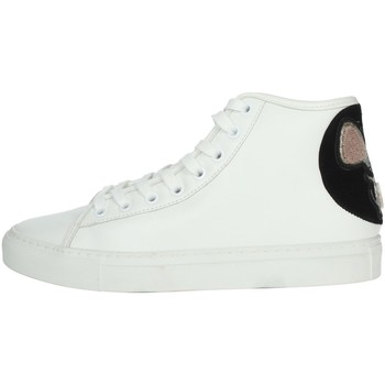 Zapatos Mujer Zapatillas altas Date I19-69 Blanco
