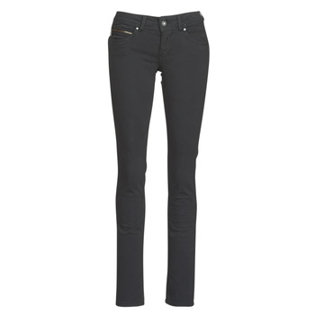 textil Mujer pantalones con 5 bolsillos Pepe jeans NEW BROOKE Negro