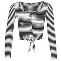 textil Mujer Tops / Blusas Pepe jeans FALBALA Negro