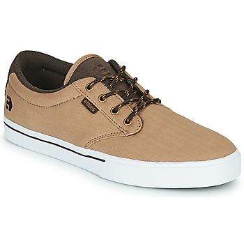 Zapatos Hombre Zapatillas bajas Etnies JAMESON 2 ECO Beige / Marrón