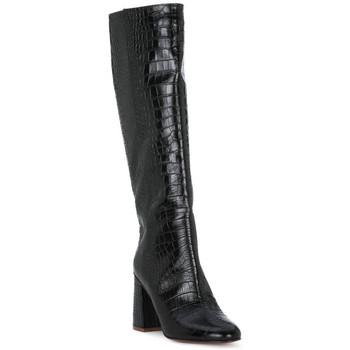 Zapatos Mujer Botas urbanas Priv Lab COCCO NERO Nero