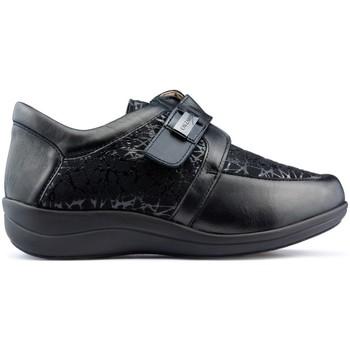 Zapatos Mujer Derbie & Richelieu Calzamedi S  ELÁSTICO 0698 NEGRO