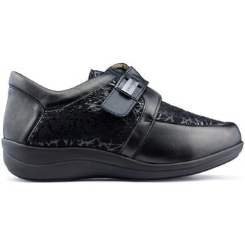 Zapatos Mujer Derbie & Richelieu Calzamedi S  ADAPTABLE NEGRO