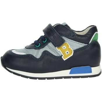 Zapatos Niño Zapatillas bajas Balducci CSPORT3750 Azul