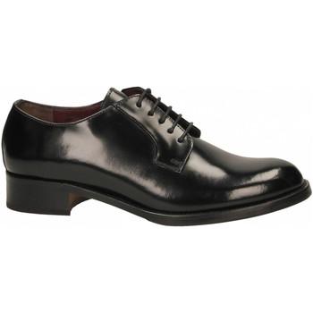 Zapatos Mujer Derbie Calpierre SPAZZOLATO CLIR BO nero