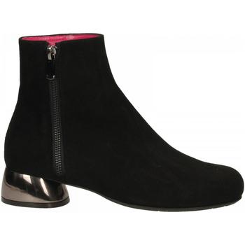 Zapatos Mujer Low boots Le Babe CAMOSCIO nero