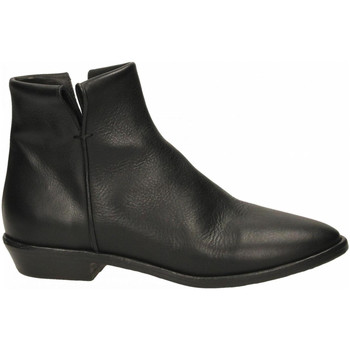 Zapatos Mujer Low boots Lemaré TEXAS nero