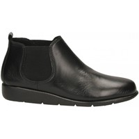 Zapatos Mujer Low boots Frau CACHEMIRE black