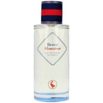 Belleza Hombre Agua de Colonia El ganso Bravo Monsieur Edt Vaporizador  125 ml