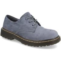 Zapatos Mujer Derbie Sirena MT01 Azul
