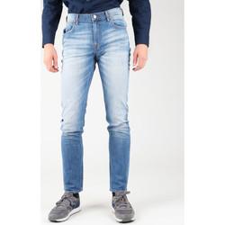 textil Hombre Vaqueros slim Lee Arvin L732CDJX azul
