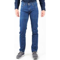 textil Hombre Vaqueros rectos Lee Daren L707AA46 azul marino