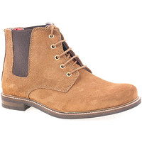Zapatos Mujer Botas de caña baja Heergo L Boot CASUAL Marrón