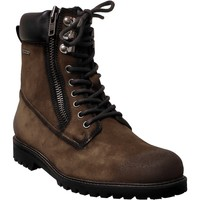 Zapatos Hombre Botas de caña baja Pepe jeans Melting woodland Ante marrón