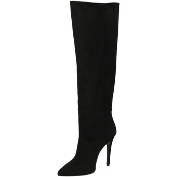Zapatos Mujer Zapatos de tacón Mivida CAMOSCIO nero