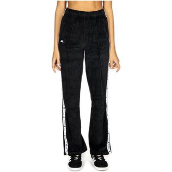 textil Mujer Pantalones de chándal Kappa AUTHENTIC JPN BARAV 901-black-white