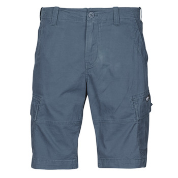 textil Hombre Shorts / Bermudas Superdry CORE CARGO SHORTS Midnight / Navy