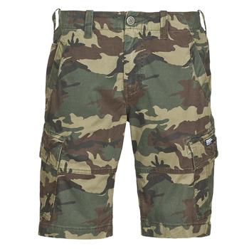 textil Hombre Shorts / Bermudas Superdry CORE CARGO SHORTS Camo