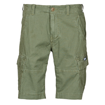 textil Hombre Shorts / Bermudas Superdry CORE CARGO SHORTS Draft / Oliva
