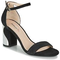 Zapatos Mujer Sandalias Metamorf'Ose GABELOU Negro