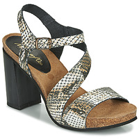 Zapatos Mujer Sandalias Metamorf'Ose GAFA Serpiente