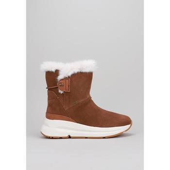Zapatos Hombre Botas de nieve Geox D BACKSIE B ABX C Beige