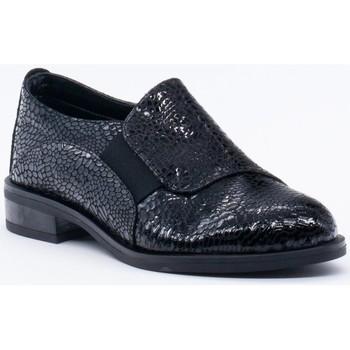 Zapatos Mujer Mocasín Moda Bella 109/290 Negro