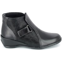 Zapatos Mujer Botas de caña baja Boissy Boots Noir Negro