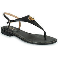 Zapatos Mujer Sandalias Lauren Ralph Lauren ELLINGTON SANDALS CASUAL Negro