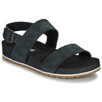 Zapatos Mujer Sandalias Timberland Malibu Waves 2Band Sandal Negro